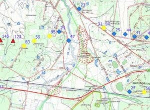 Gold Map Gold Detecting