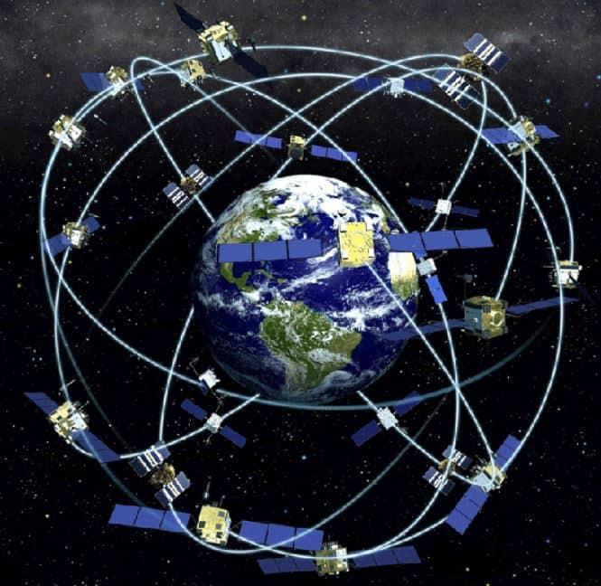 GPS Sattelite